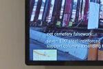 Installation shots from <em>Temporary Structure</em>