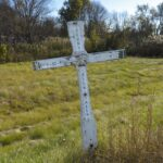 Roadside Memorial for Terry Silk Alls